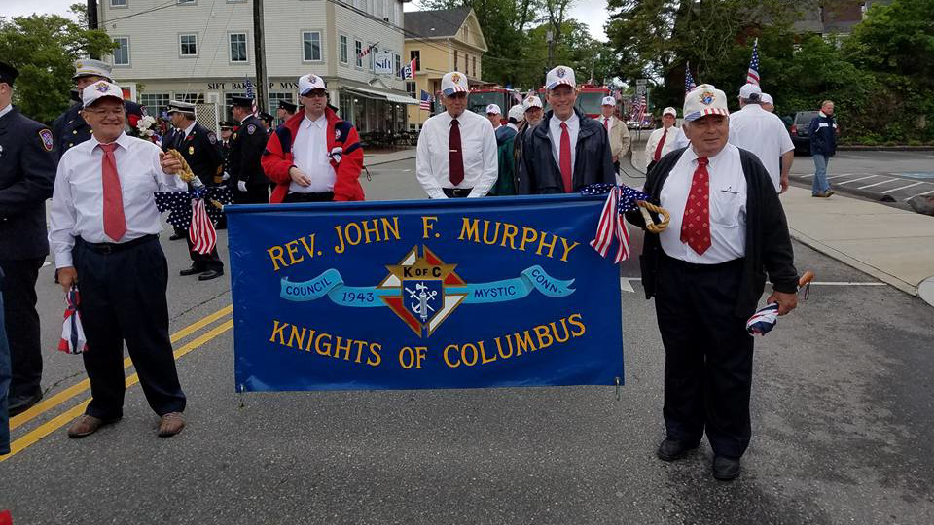Knights of Columbus Mystic CT